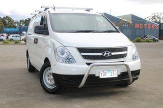 2011 Hyundai iLOAD TQ White 5 Speed Automatic Van.