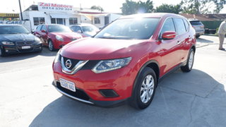 2015 Nissan X-Trail T32 ST X-tronic 4WD Red 7 Speed Constant Variable Wagon.