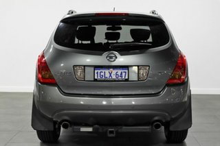 2006 Nissan Murano Z50 TI Grey 6 Speed Constant Variable Wagon