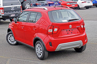 2021 Suzuki Ignis MF Series II GL Red 5 Speed Manual Hatchback.