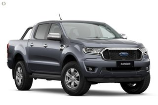 2021 Ford Ranger PX MkIII 2021.25MY XLT Grey 10 Speed Sports Automatic Double Cab Pick Up