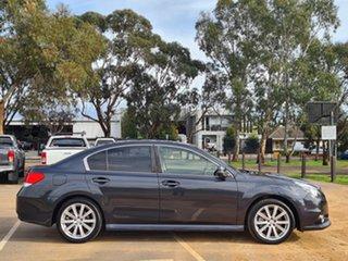2014 Subaru Liberty B5 MY14 GT AWD Premium Grey 5 Speed Sports Automatic Sedan.