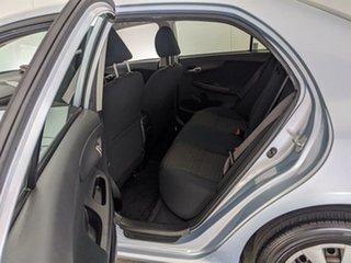 2008 Toyota Corolla ZRE152R Ascent Blue 4 Speed Automatic Sedan