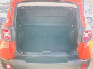 2015 Jeep Renegade BU MY16 Longitude DDCT Orange 6 Speed Sports Automatic Dual Clutch Hatchback
