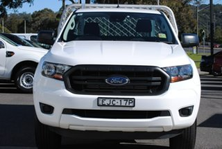 2020 Ford Ranger PX MkIII 2020.25MY XL White 6 Speed Sports Automatic Single Cab Chassis.