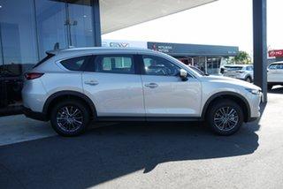 2021 Mazda CX-8 KG2WLA Sport SKYACTIV-Drive FWD Bronze 6 Speed Sports Automatic Wagon.