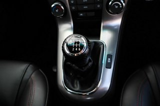2016 Holden Cruze JH Series II MY16 SRI Z-Series Black 6 Speed Manual Sedan
