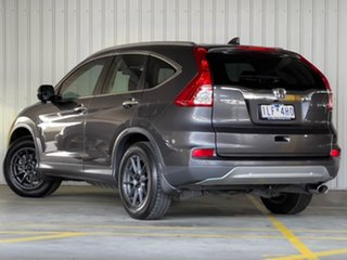 2016 Honda CR-V RM Series II MY17 VTi-S Grey 5 Speed Sports Automatic Wagon.