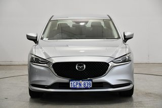 2018 Mazda 6 GL1032 Sport SKYACTIV-Drive Silver 6 Speed Sports Automatic Sedan.