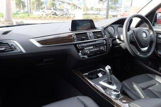 2017 BMW 1 Series F20 LCI 118i Steptronic Urban Line 8 Speed Sports Automatic Hatchback.