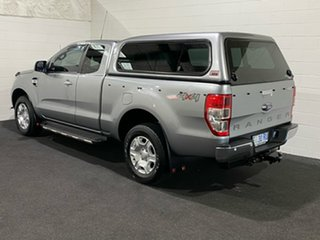 2015 Ford Ranger PX MkII XLT Super Cab Silver 6 Speed Sports Automatic Utility