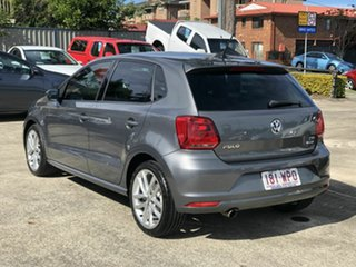 2016 Volkswagen Polo 6R MY17 81TSI DSG Comfortline Grey 7 Speed Sports Automatic Dual Clutch.