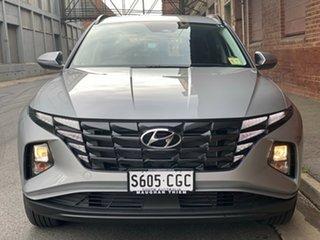 2021 Hyundai Tucson NX4.V1 MY22 2WD Shimmering Silver 6 Speed Automatic Wagon