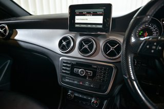 2014 Mercedes-Benz CLA-Class C117 CLA200 DCT White 7 Speed Sports Automatic Dual Clutch Coupe