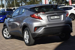 2017 Toyota C-HR NGX10R S-CVT 2WD Silver 7 Speed Constant Variable SUV.