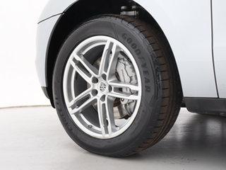 2016 Porsche Macan MY16 S Diesel Silver 7 Speed Auto Dual Clutch Wagon