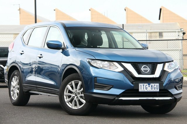 Used Nissan X-Trail T32 Series II ST X-tronic 4WD Essendon Fields, 2019 Nissan X-Trail T32 Series II ST X-tronic 4WD Blue 7 Speed Constant Variable Wagon