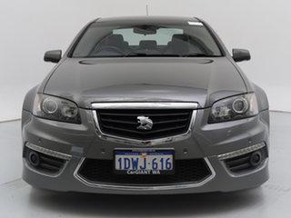 2012 Holden Special Vehicles Senator E3 MY12 Signature Grey 6 Speed Auto Active Sequential Sedan.