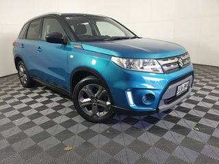 2016 Suzuki Vitara LY RT-S 2WD Blue 6 Speed Sports Automatic Wagon.