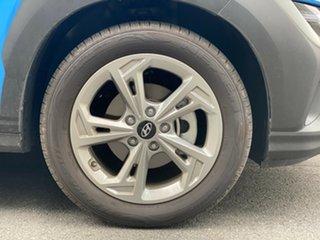 2021 Hyundai Kona Os.v4 MY21 Active 2WD Surfy Blue 8 Speed Automatic Wagon