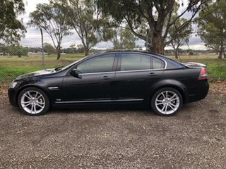 2008 Holden Calais VE MY08.5 V 60th Anniversary Black 6 Speed Sports Automatic Sedan