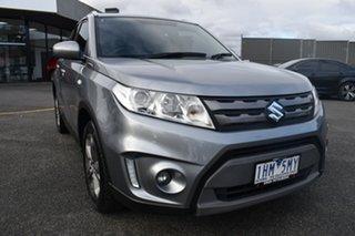 2016 Suzuki Vitara LY RT-S 2WD Grey 6 Speed Sports Automatic Wagon.