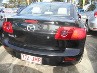 2006 Mazda 3 BK10F1 Neo Black 4 Speed Sports Automatic Sedan