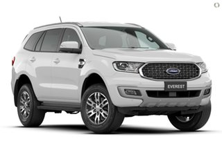2021 Ford Everest UA II 2021.25MY Trend White 10 Speed Sports Automatic SUV