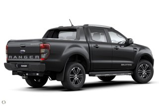 2021 Ford Ranger PX MkIII 2021.25MY Wildtrak Black 6 Speed Sports Automatic Double Cab Pick Up.