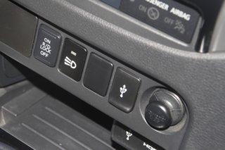 2018 Mitsubishi Triton MQ MY18 Blackline Double Cab Silver 6 Speed Manual Utility