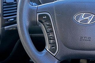 2011 Hyundai Santa Fe CM MY11 SLX Grey 6 Speed Sports Automatic Wagon