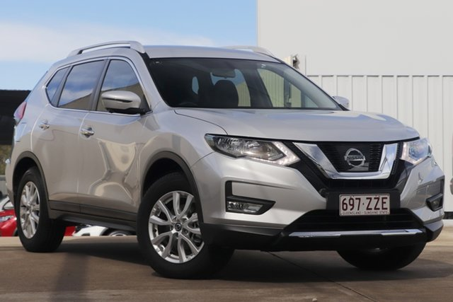 Used Nissan X-Trail T32 Series III MY20 ST-L X-tronic 2WD Bundamba, 2020 Nissan X-Trail T32 Series III MY20 ST-L X-tronic 2WD Silver 7 Speed Constant Variable Wagon