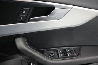 2018 Audi A4 B9 8W MY18 S Line S Tronic Black 7 Speed Sports Automatic Dual Clutch Sedan