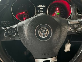 2010 Volkswagen Golf VI MY10 118TSI DSG Comfortline Gold 7 Speed Sports Automatic Dual Clutch Wagon