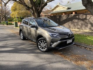 2018 Toyota RAV4 ZSA42R GXL 2WD Bronze 7 Speed Constant Variable Wagon.