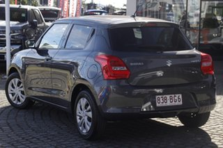 2021 Suzuki Swift AZ Series II GL Mineral Grey 1 Speed Constant Variable Hatchback.