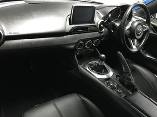 2017 Mazda MX-5 ND GT RF SKYACTIV-MT White 6 Speed Manual Targa
