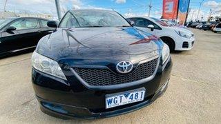 2007 Toyota Camry ACV40R Sportivo Black 5 Speed Automatic Sedan.