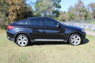 2009 BMW X6 E71 xDrive35d Coupe Steptronic Black 6 Speed Sports Automatic Wagon