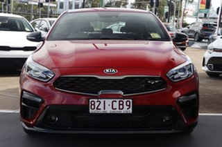 2020 Kia Cerato BD MY21 GT DCT Runway Red 7 Speed Sports Automatic Dual Clutch Hatchback