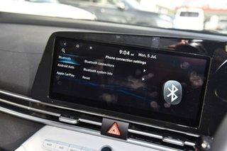 2021 Hyundai i30 CN7.V1 MY21 Elite White 6 Speed Sports Automatic Sedan