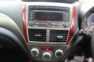2008 Subaru Forester S3 MY09 XS AWD Grey 4 Speed Sports Automatic Wagon