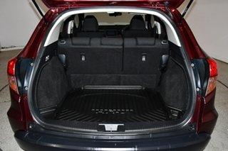 2018 Honda HR-V MY17 VTi Red 1 Speed Constant Variable Hatchback