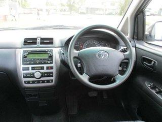 2006 Toyota Avensis Verso ACM21R GLX Silver 4 Speed Automatic Wagon