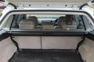2004 Subaru Outback B4A MY05 AWD White 4 Speed Sports Automatic Wagon
