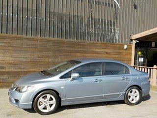 2009 Honda Civic 8th Gen MY09 VTi-L Blue 5 Speed Manual Sedan