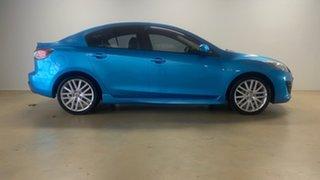 2010 Mazda 3 BL 10 Upgrade Maxx Blue 6 Speed Manual Sedan.