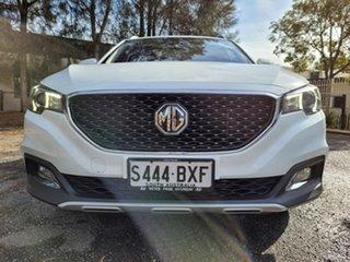 2018 MG ZS AZS1 Essence 2WD White 6 Speed Automatic Wagon