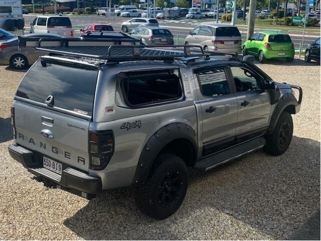 Used Ford Ranger PX MkII MY17 Wildtrak 3.2 (4x4) Arundel, 2016 Ford Ranger PX MkII MY17 Wildtrak 3.2 (4x4) Grey 6 Speed Automatic Dual Cab Pick-up