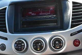 2012 Mitsubishi Triton MN MY12 GLX-R (4x4) Grey 5 Speed Manual 4x4 Double Cab Utility